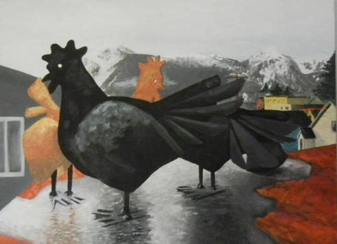 chickenyard